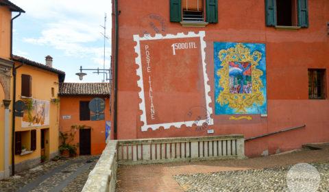 Dozza citta D'arte Street Art