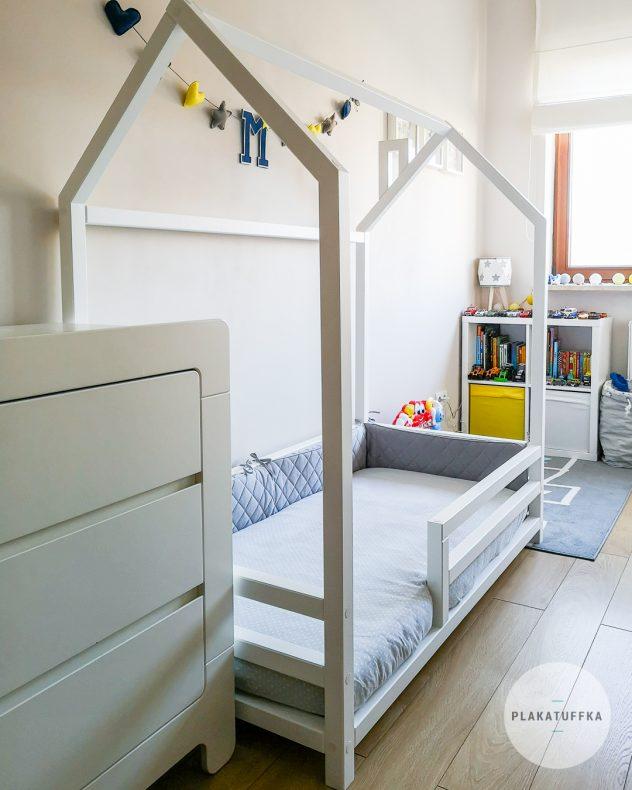 łóżko Domek Scandi Design Recenzja Plakatuffka